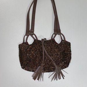 Moyna leather bag New